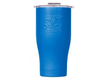 Orca 27oz Chaser - Azure/Clear