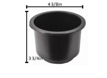 Standard Black Cup Holder Insert