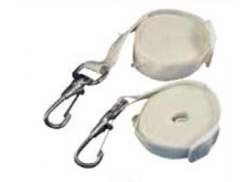 Marpac Bimini Top Replacement strap - Pair