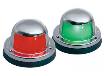Perko Side Lights (Perko PN 0228DP0CHR)