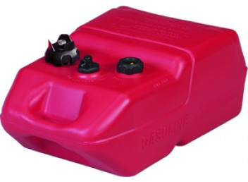 Moeller 6-Gallon Plastic Fuel Tank