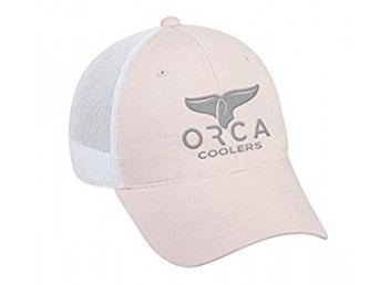 Orca Pink Low Profile Bubble Letter Hat