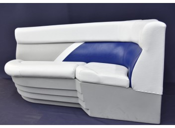 Rear Curved Bench
