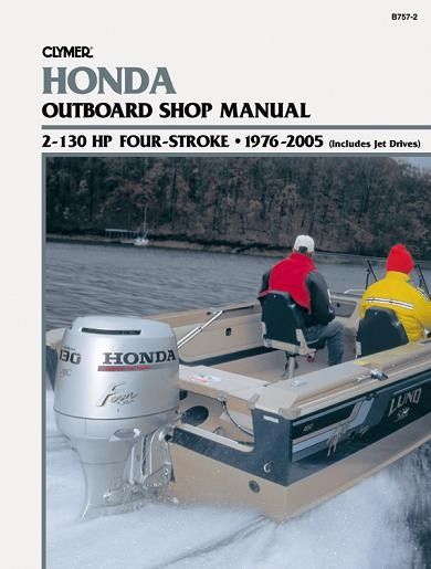 Honda outboard Manual free